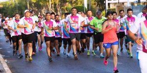 Docentes yucatecos celebran su día con carrera atlética