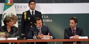 El Presidente Enrique Peña Nieto, envía iniciativa para reconocer el matrimonio igualitario