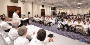 En seguridad Veracruz no está ´para hacer experimentos: Héctor Yunes Landa