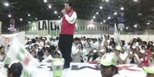 Veracruz no puede poner su infancia en manos de un señalado de pederastia: Héctor Yunes Landa