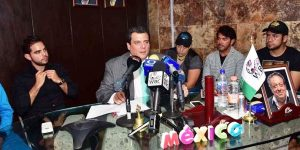 """Anuncian """"Knock Out's on Fire"""", en Oasis Arena Cancún"""