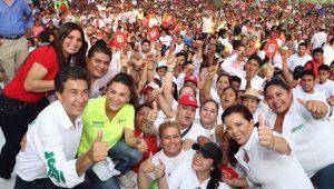 Con la fuerza de las mujeres en Veracruz, ganara Héctor Yunes Landa
