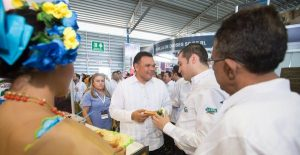 Gran plataforma para productos yucatecos