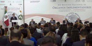 Capacitación policial, fundamental para el nuevo Sistema de Justicia: Osorio Chong