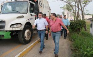 Mayor eficiencia y agilidad a servicios públicos municipales en Centro: Gaudiano