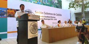 Es hora de trabajar por Centro: Gerardo Gaudiano Rovirosa