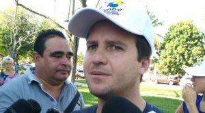 Seguiremos impulsando actividades culturales y deportivas en Centro: Gerardo Gaudiano