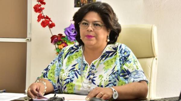 Alicia Cabrales Vázquez directora SEE