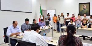 Aprueban legisladores dictámenes para regular transporte vía plataformas digitales en Yucatán