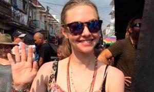 Filman película en Veracruz, Amanda Seyfried, Liam Hemsworth y Charlize Theron
