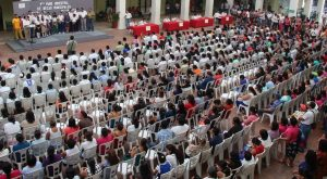 Pagan Becas de Excelencia a estudiantes de Coatzacoalcos