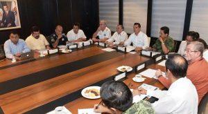 Garantizada la paz y tranquilidad en Campeche: Alejandro Moreno