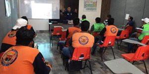 En Chiapas, Escuela Nacional de Protección Civil ha profesionalizado a 23 mil 613 personas