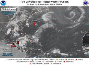 Alerta en Campeche, posibilidad de Ciclón Tropical este domingo