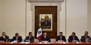 Se reúne el Secretario de Gobernación con empresarios y comerciantes de Oaxaca