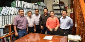 Asume nueva coordinadora de Biblioteca y Videoteca Legislativa de Tabasco