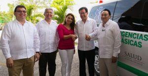 Fortalecen capacidad de atención del Hospital de la Amistad Corea-México