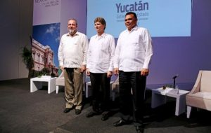 Relación bilateral México-Cuba se fortalece desde Yucatán