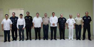 Designan a nuevo a coordinador estatal de la Policía Federal en Yucatán