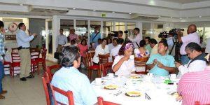 Los periodistas en Tabasco emprenden nuevos retos digitales: De la Vega Asmitia
