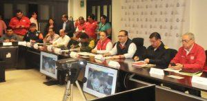 Saldo blanco por Tormenta Danielle; no se traslado a la población a albergues: Javier Duarte