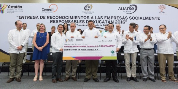 Empresas responsables en Yucatan