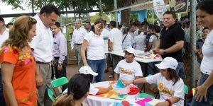 Escuela de verano en Yucatán, estrategia de fortalecimiento del tejido social