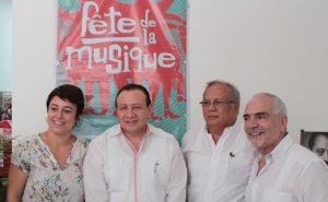 Celebran Fiesta de la Música a lo largo y ancho de la capital yucateca