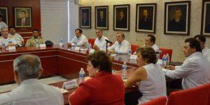 Presentan el programa sectorial del gobierno en Campeche