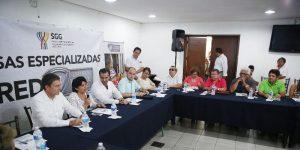 Sectores educativo y privado suman propuestas a Red Escudo Yucatán