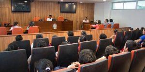 Cumple UJAT con retos académicos en nuevo sistema de justicia penal