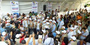 """""""Centro en tu Comunidad"""", servicios permanentes: Gerardo Gaudiano"""