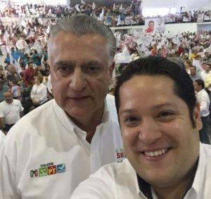 Cumple Rodrigo Torres trabajo como delegado en Chihuahua