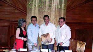 Presentan el libro este es Campeche señores