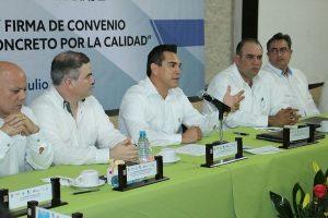 Presentaremos obras que modernizaran a Campeche: Alejandro Moreno Cárdenas