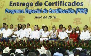 Atiende Tabasco con éxito el rezago educativo: Arturo Núñez