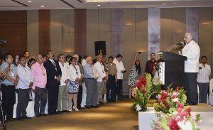 Reformas mantienen vigentes los consensos y acuerdos: Arturo Núñez Jiménez