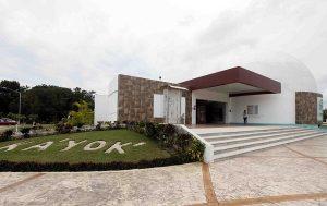 Planetario de Cancún Ka' Yok' celebrara su tercer aniversario