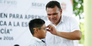 Niños del sur de Yucatán podrán aprender mejor
