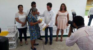 En Centro trabajamos para toda la gente: Gerardo Gaudiano