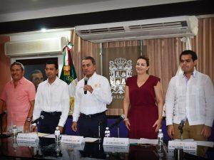 Convocan a sesión extraordinaria en el Congreso de Campeche