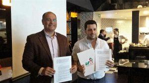 Contribuye la UTCV a potenciar al sector turístico y restaurantero de Veracruz