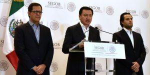 Se agotó el tiempo: Osorio Chong