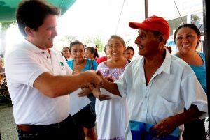 La estrategia Mejorar, llega a 21 municipios yucatecos