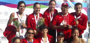 Oro y plata para voleibol veracruzano en la Olimpiada