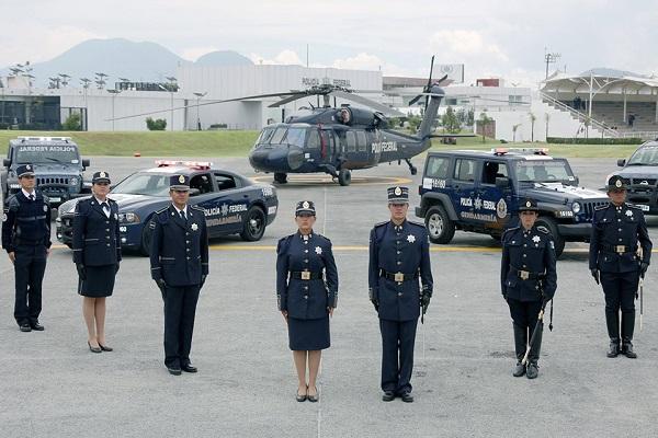 Policía Federal cumple con la misión de proteger