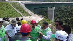 Puente San Cristóbal cumple con medidas de seguridad para la población: PC