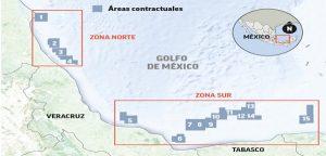 Veracruz, gran protagonista en la Ronda 2 de licitaciones para extracción de hidrocarburos