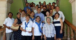 Gobierno de Yucatán y organizaciones sociales refrendan trabajo por los más necesitados