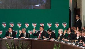 Yucatán, a favor del fortalecimiento de la seguridad nacional